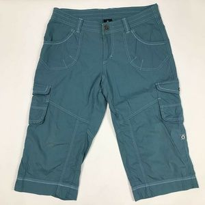 Kuhl Born in the Mountains Cropped Hiking Pants 8